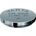 CR2450 3V Blister unitaire