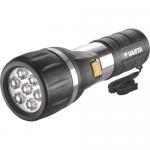 Lampe Torche LED avec 2 piles LR20 (D)
