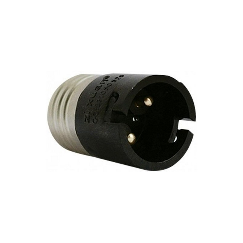 adaptateur base culot e27 vers b22 galerie du luminaire. Black Bedroom Furniture Sets. Home Design Ideas