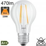 Standard LED E27 470lm 2700K