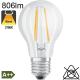 Standard LED E27 806lm 2700K