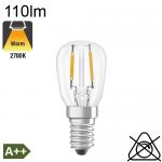 Veilleuse Frigo LED E14 110lm 2700°K