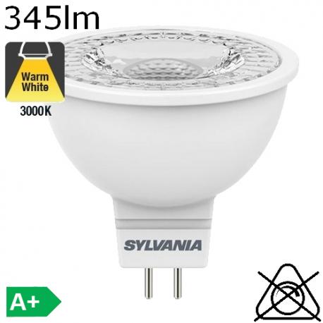 MR16 LED GU5.3 345lm 3000K 36°