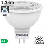 MR16 LED GU5.3 420lm 4000K 36°