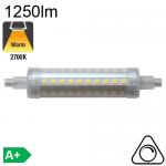 R7S 118mm LED 1250lm 2700K