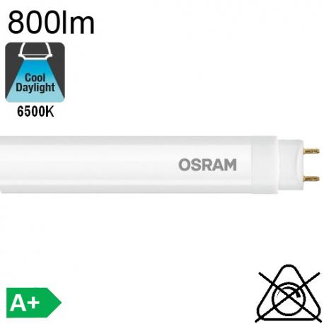Lot de 10 Tubes LED T8 8W 6500K