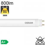 Lot de 10 Tubes LED T8 800lm 3000K