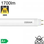 Lot de 10 Tubes LED T8 1700lm 3000K