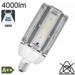 LED Très Fortes Puissances E27 4000lm 4000K