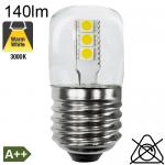 Veilleuse LED E27 140lm 3000K