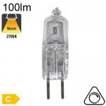 G4 halogène 10W 12V 100lm