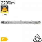 R7s 118mm Halogène 120W 2220lm