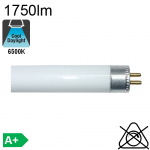 FLUO T5 FHO Ø16 24W 865 549mm    1750 lm
