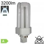 Fluo T/E Fluo-Compacte Gx24-q4 42W 3200lm 4000K
