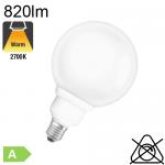 Globe Fluo-Compacte Ø95 E27 15W 820lm 2700K