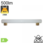 Linolite Fluo-Compacte S14s 8W 500lm 2700K