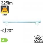 Linolite Fluo-Compacte S14s 8W 325lm 2700K