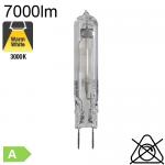 Tube Iodure Métallique G8.5 70W 7200lm 830