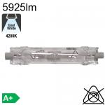 Tube Iodure Métallique Rx7s 70W 5925lm 742