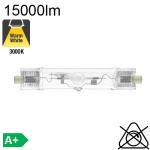 Tube Iodure Métallique Rx7s 150W 15000lm 830 Brûleur Céramique