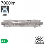 Tube Iodure Métallique Rx7s 70W 7000lm 942 Brûleur Céramique