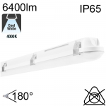 Réglette LED IP65 58W 6400lm 4000K