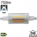 R7S 78mm LED 750lm 4000K