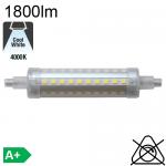 R7S 118mm LED 1800lm 4000°K