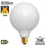 Globe Milky LED Ø125 E27 806lm 2700K