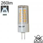 G4 LED 260lm 4000K
