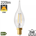 Flamme Grand Siècle LED E14 220lm 2700K