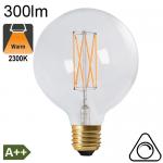 Globe LED Ø125 E27 300lm 2300K Dimmable