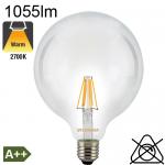 Globe LED Ø120 E27 1055lm 2700K
