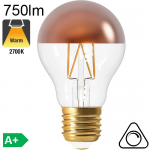 Standard Calotte Bronze Led E27 750lm 2700K Dimmable