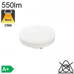 Micro-Lynx F LED GX53 550lm 2700K
