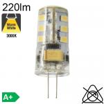 G4 LED 220lm 3000K