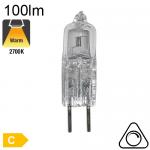 G4 halogène 10W 12V 100lm OSRAM