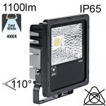 Projecteur Led IP65 12W 1100lm 4000K