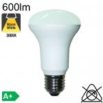 Spot R63 LED E27 600lm 3000K