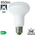 Spot R80 LED E27 850lm 4000K