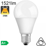 Standard LED E27 1521lm 2700K Dimmable