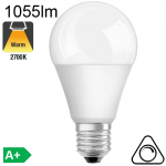 Standard LED E27 1055lm 2700K Dimmable