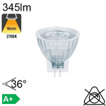 MR11 LED GU4 345lm 2700K 36°