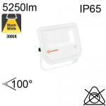 Projecteur Blanc Led IP65 50W 5250lm 3000K