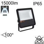 Projecteur Noir Led IP65 135W 15000lm 4000K