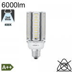 LED Très Fortes Puissances E40 6000lm 4000K