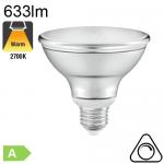 Spot PAR30 LED E27 633lm 36° 2700K Dimmable