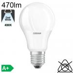Standard LED E27 470lm 4000K