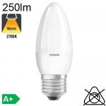 Flamme LED E27 250lm 2700K