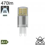 G9 LED 470lm 4000K